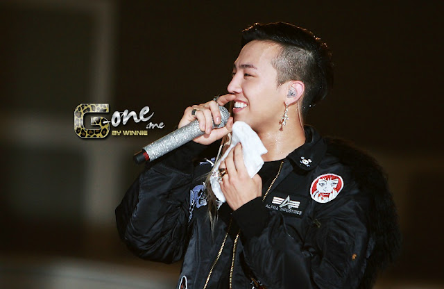 GDragons hairstyle looks like a duster  allkpopcom
